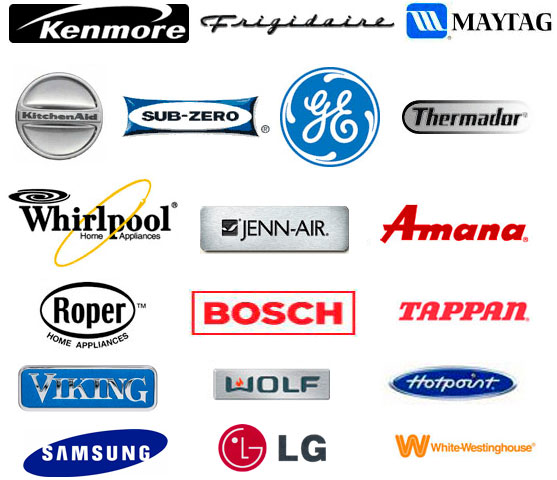 Services Residential Appliance Repair For The North And
